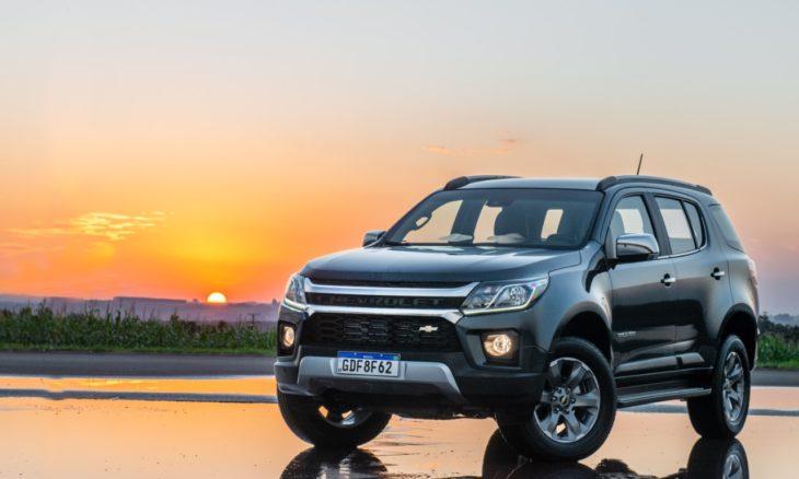 Novo Chevrolet Trailblazer estreia em setembro