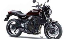 Uma nova 'Modern Classic' da Kawasaki chegando ? Foto: reprodução