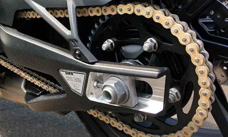 BMW lança corrente que não precisa de lubrificação e ajuste periódicos. Foto: Divulgação
