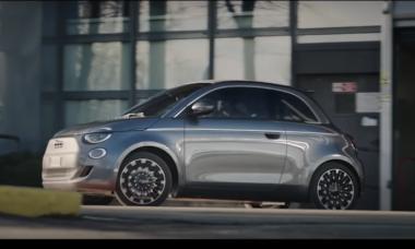 Fiat inicia vendas do Novo 500 elétrico na Itália