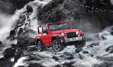 Novo Mahindra Thar é o irmão perdido do Jeep Wrangler