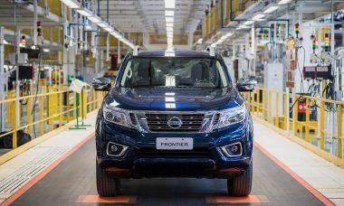 Nissan vai investir US$ 130 milhões na linha de produção da Frontier na Argentina