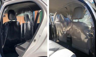 Toyota lança escudo de proteção da cabine para três modelos