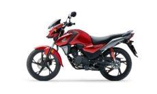 Nova Honda CB125F 2021 com consumo recorde de 67 km/l. Foto: Divulgação