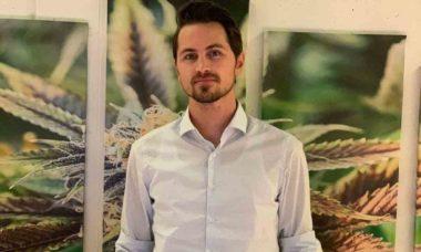Levin Amweg: após dar adeus ao automobilismo, ex-piloto conta sobre seu império de cannabis na Europa. Foto: Divulgação