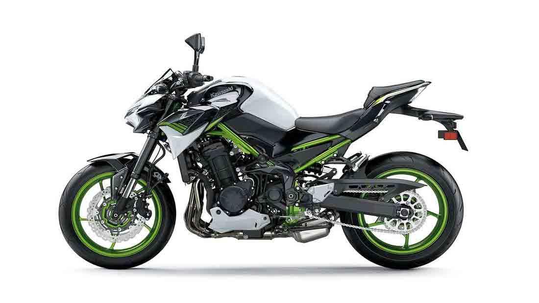 Kawasaki Z 900. Foto: Divulgação