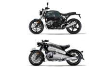 Kit transforma moto BMW R nineT em réplica de moto dos anos 1930