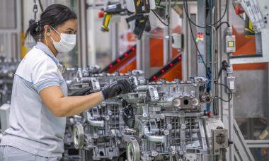 Fiat atinge marca de 500 mil motores Firefly feitos no Brasil