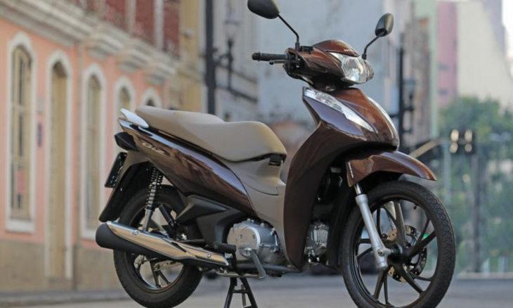 Honda lança linha 2021 da Biz 125