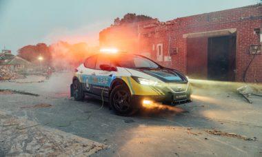 Nissan Re-Leaf pode gerar energia para casa por até seis dias