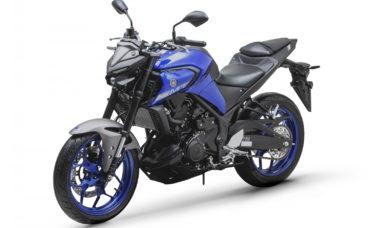 Yamaha lança a linha 2021 da MT-03