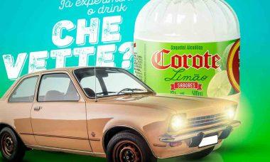 Receita fácil de Chevette, o drinque que virou febre em SP. Foto: Instagram