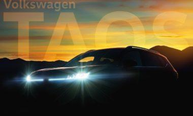 Novo SUV médio da Volkswagen vai se chamar Taos