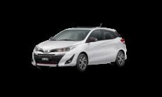 Toyota Yaris 2021 estreia com série especial S