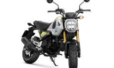 Conheça a nova Honda MSX 125 GROM (M-ini S-treet X-treme)
