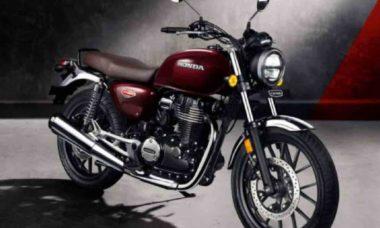 Com visual 'vintage', Honda CB 350 tem primeiras imagens reveladas. Foto: Divulgação