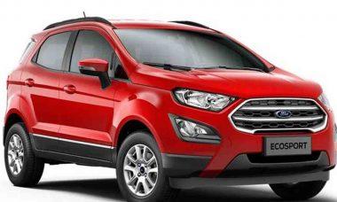 Ford EcoSport SE 1.5 AT. Foto: Divulgação