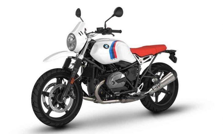 BMW R nine T 2021. Foto: Divulgação