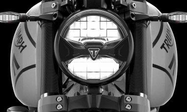 Triumph apresenta sua nova naked Trident 660. Foto: Divulgação