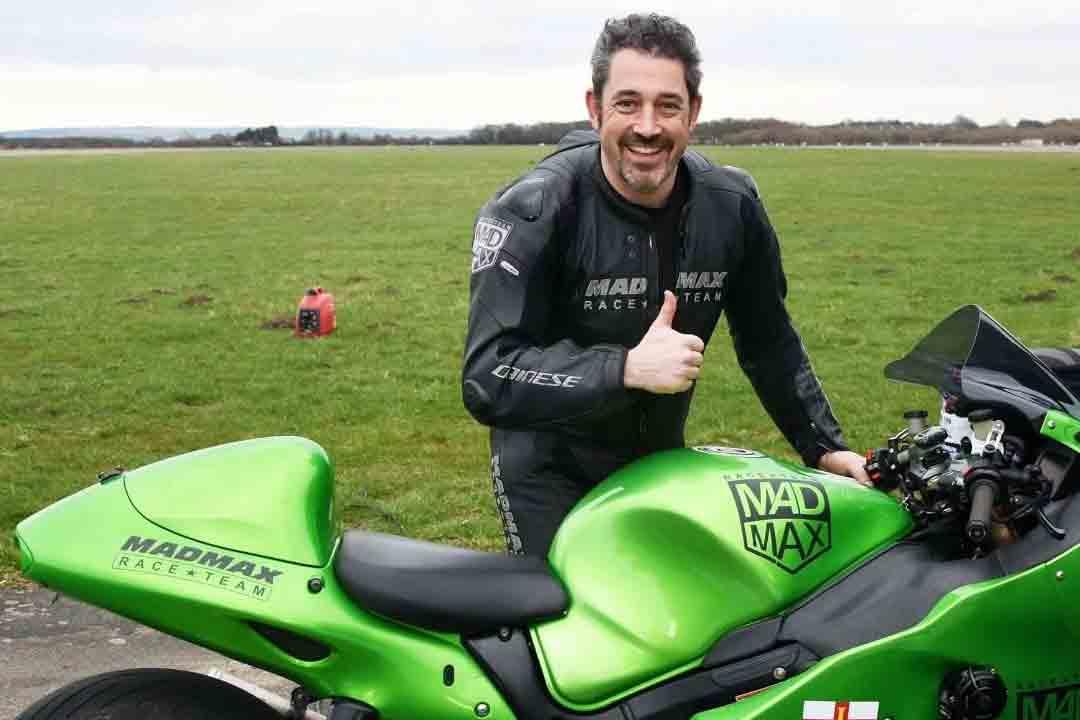 Com mais de 50 recordes no Guinness, piloto morre ao tentar bater o recorde de velocidade do Reino Unido. Foto: instagram