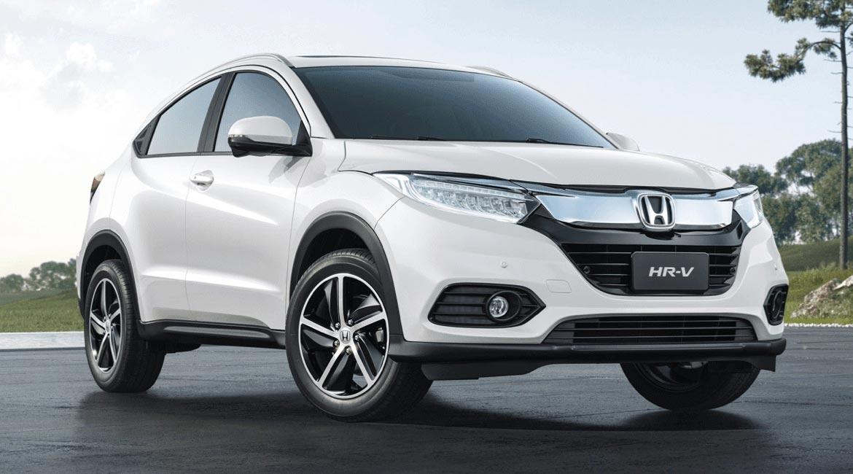 Honda HR-V LX 1.8 CVT. Foto: Divulgação