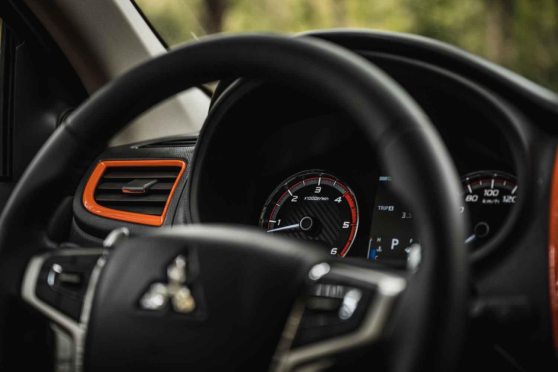 Mitsubishi lança série especial  L200 Triton Sport Sertões. Foto: Divulgação
