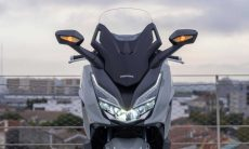 Honda Forza 350 2021. Foto: Divulgação