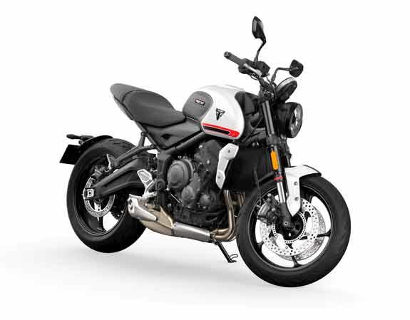 A moto combina um peso de apenas 189 kg, chassi tubular de aço e configuração ergonômica para atender pilotos iniciantes e mais experientes. Foto: Divulgação