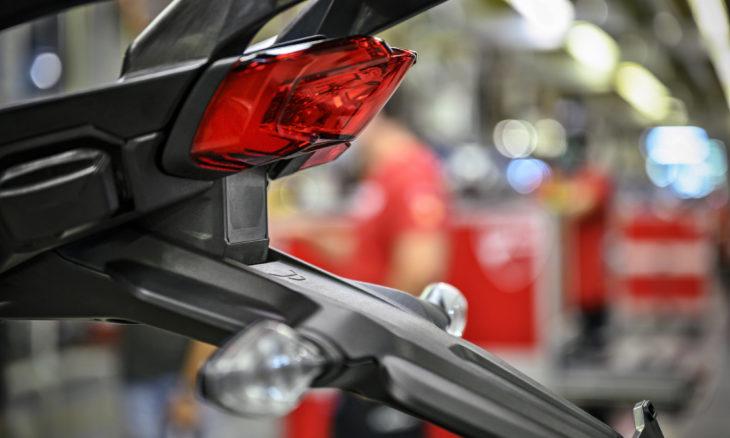 Nova Ducati Multistrada V4 será primeira moto com radares na dianteira e traseira