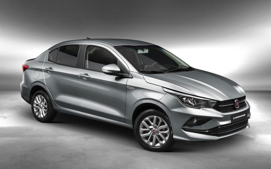 Fiat oferece Cronos Drive 1.3 por R$ 58.590 até sábado (24)