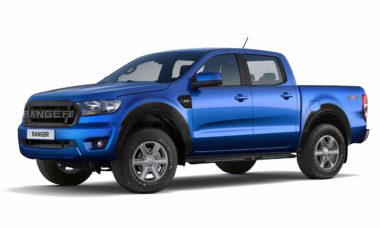 Ford lança kit de acessórios para a Ranger