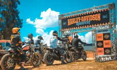 "Harley-Davidson do Brasil marca presença no ""On Track"""