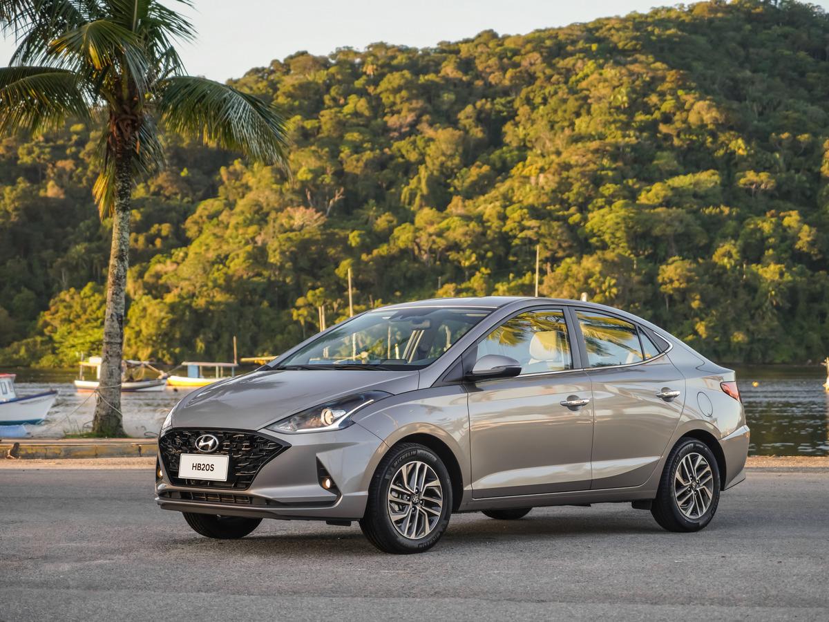 Hyundai HB20S 1.0 Turbo