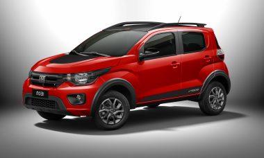 Fiat apresenta Mobi 2021 com nova versão Trekking
