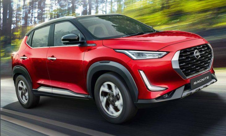 Cotado para o Brasil, SUV Nissan Magnite é revelado na Índia