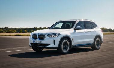 BMW inicia produção do SUV elétrico iX3