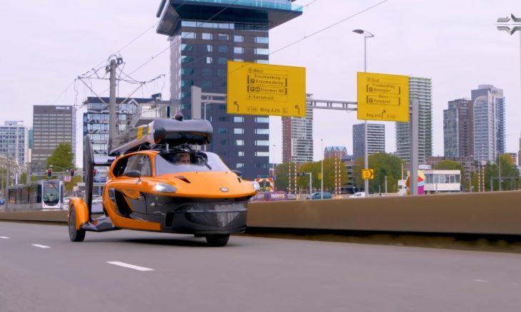 Carro voador, PAL-V já pode rodar mas (ainda) não pode voar