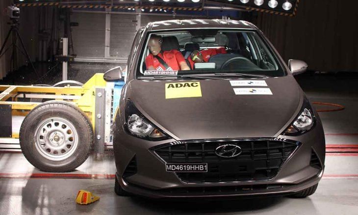 Hyundai HB20 é rebaixado para uma estrela no Latin NCAP