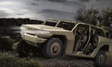 SUV Kia Mojave vira modelo militar na Coreia do Sul