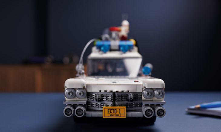 """Cadillac usado em """"Os Caça-Fantasmas"""" vira kit de Lego"""