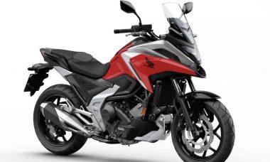 Nova Honda NC 750X 2021 é apresentada com mudanças no motor e design. Foto: Divulgação