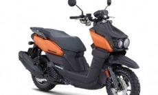 Nova Yamaha BW's 125