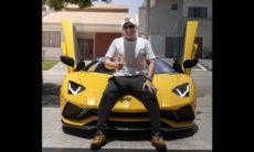 Famoso piloto e influenciador Leonardo Ferreira Aventador faz sucesso nas redes sociais