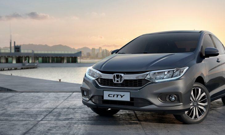 Honda lança a linha 2021 do City