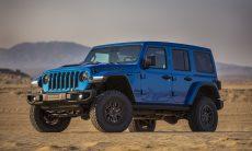 Jeep confirma produção em série do Wrangler V8