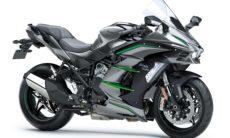 Kawasaki anuncia recall do modelo Ninja H2 SX SE no Brasil