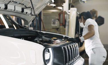 Jeep atinge marca de 350 mil Renegade produzidos no Brasil