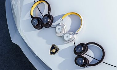 Lamborghini lança coleção de fones de ouvido da marca