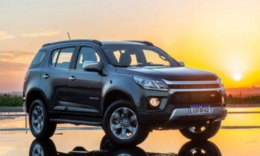 Novo Chevrolet Trailblazer 2021. Foto: Divulgação