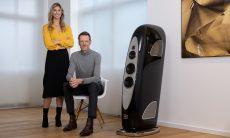 Bugatti se une a empresa de áudio para criar caixa de som inspirada nos carros da marca